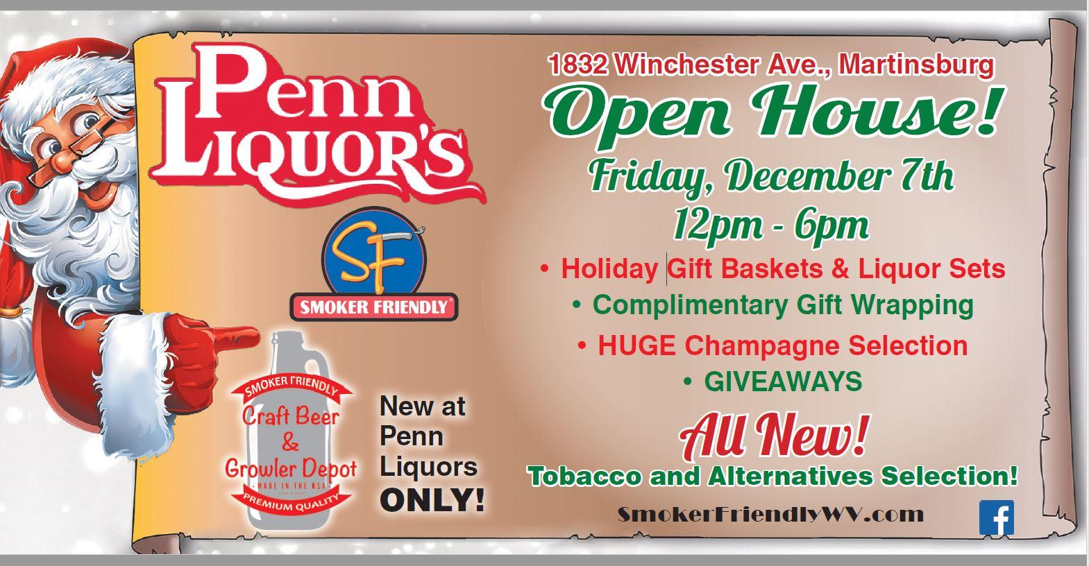 Penn open house.JPG