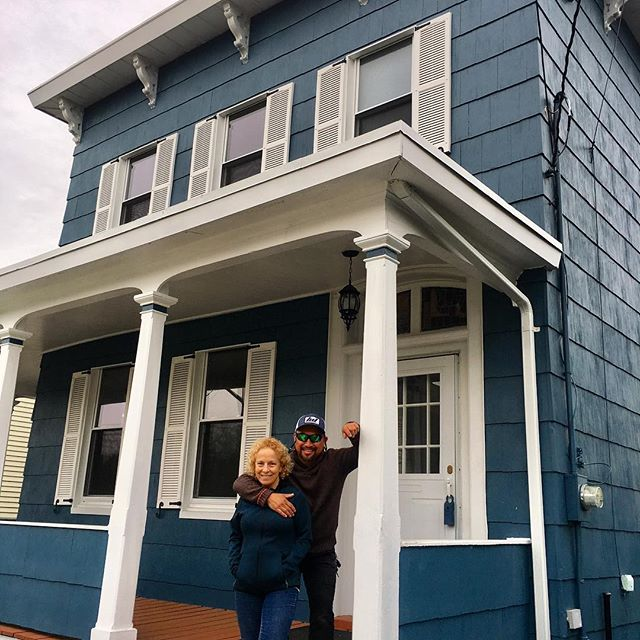 Brought our first dream house located in city island built in 1899. Tiny island in the Bronx.