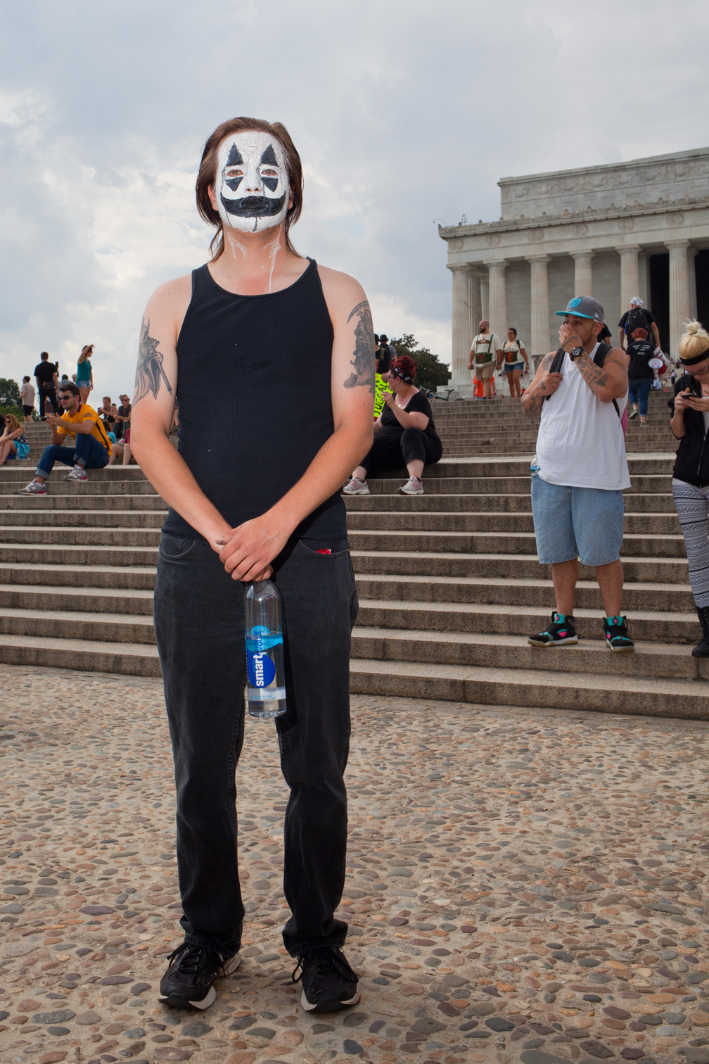 Tyler (Juggalo March, DC)