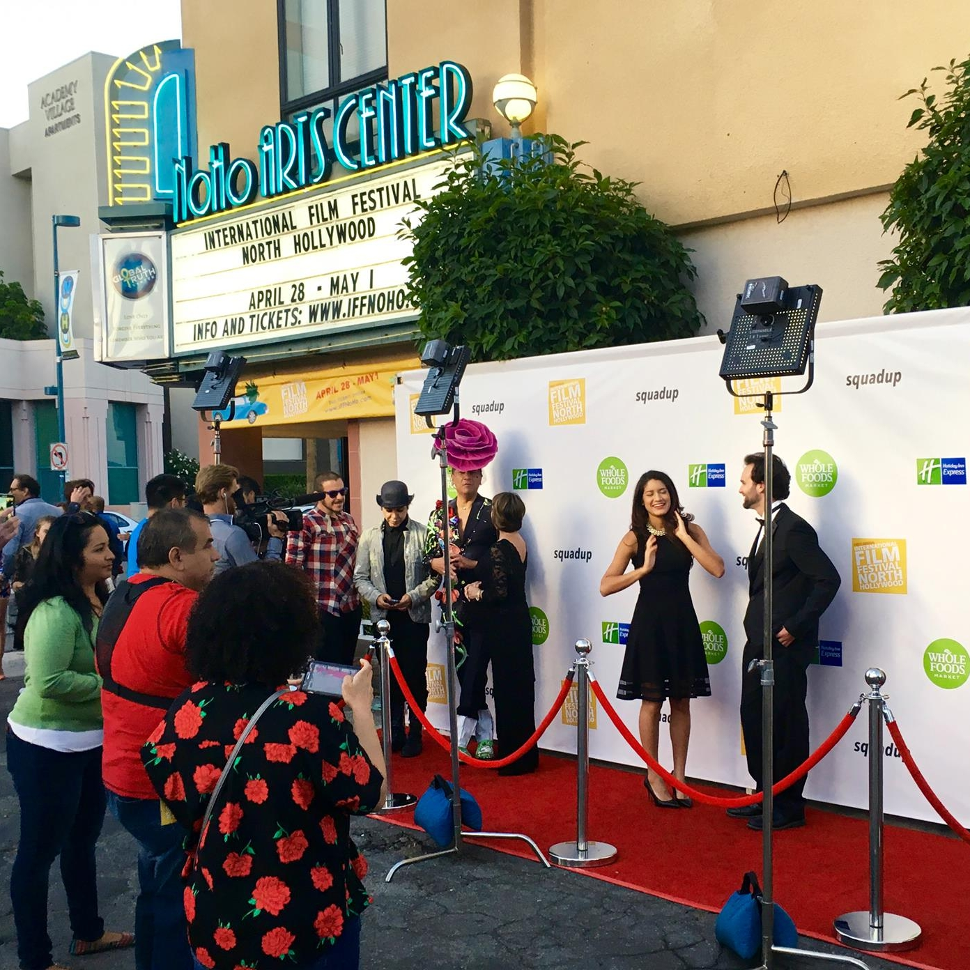 Inaugural Film Festival, IFFNoHo - NoHo Arts Center | North Hollywood, CAApril 28 - May 1, 2015