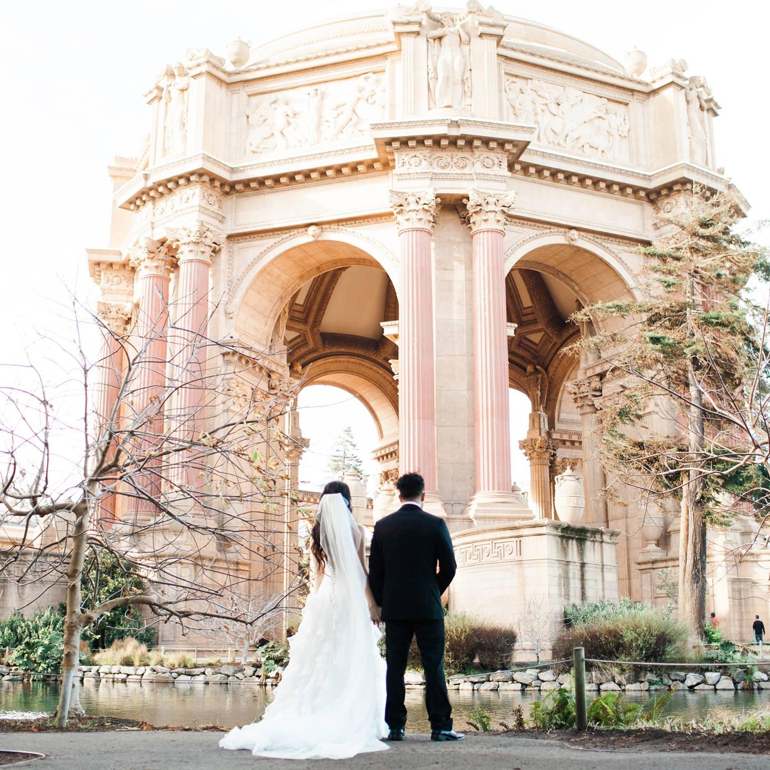 A + O Wedding - Ceremony Location: St. Cecilia Catholic Church, San Francisco, CA /Reception Location: House of Banquets, San Francisco, CA | October 28, 2016