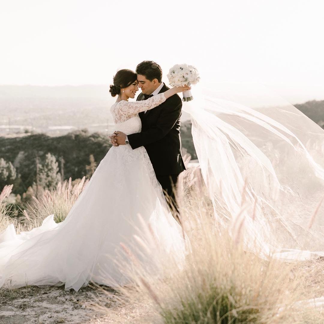 T + E Wedding - Ceremony Location: Holy Family Catholic Church, Glendale, CA / Reception Location: Castaway, Burbank, CA | April 14, 2018