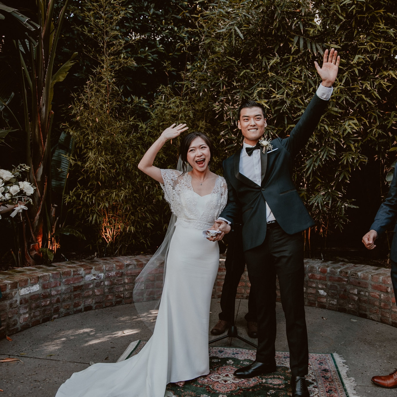 S + M Wedding - Ceremony & Reception Location: Millwick, Los Angeles, CA | April 7, 2018