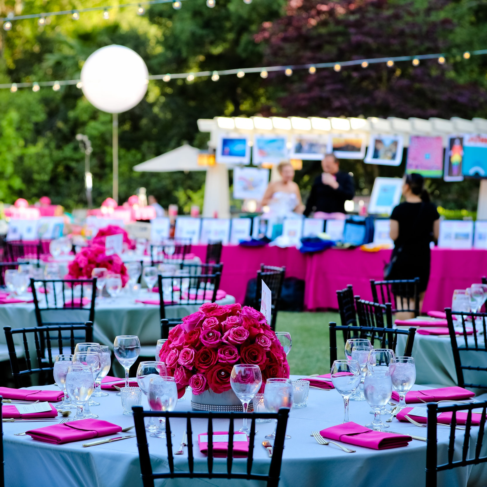 130th Birthday Bash: Diamonds and Roses Gala*, Five Acres - Private Residence | La Canada, CAJune 2, 2018