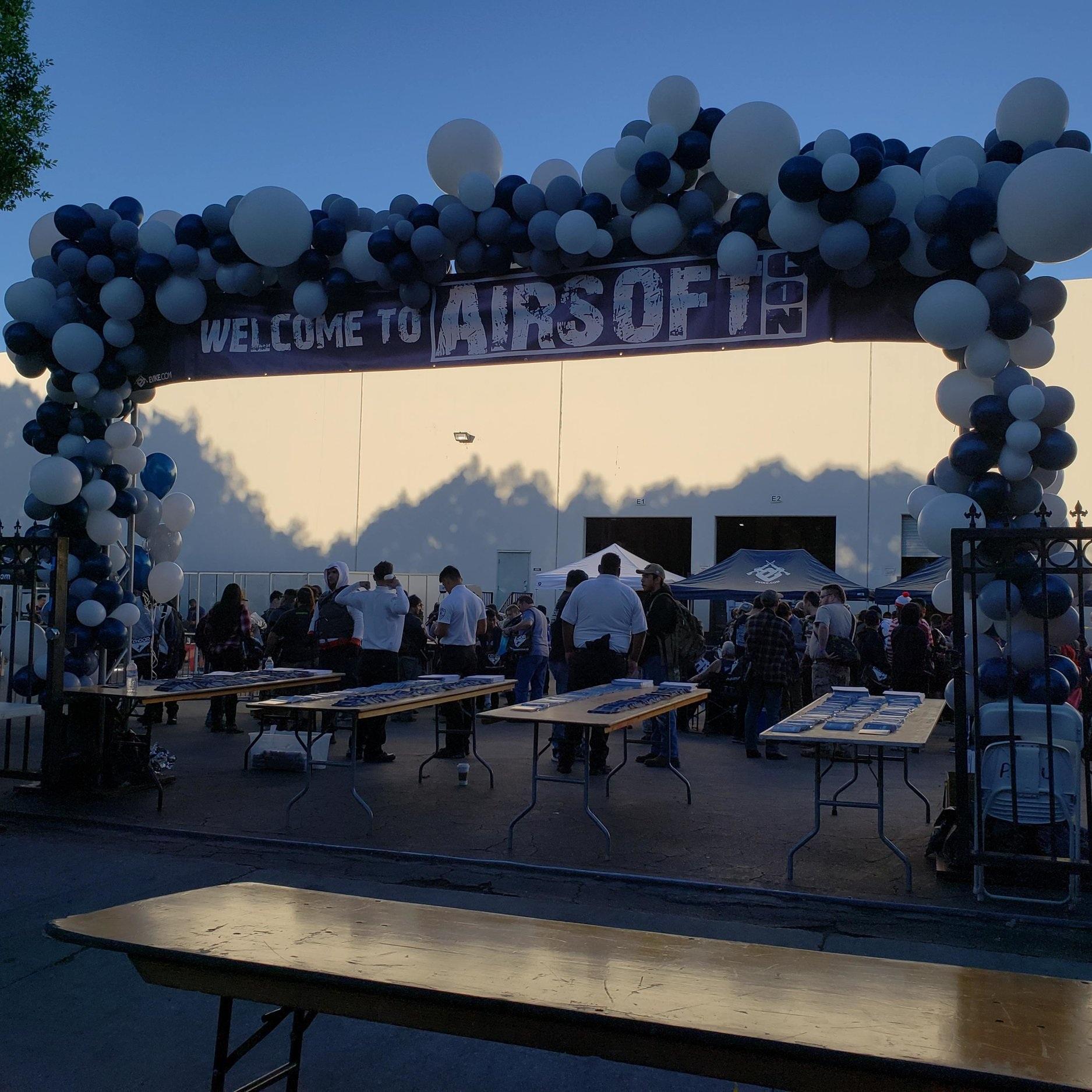 EVIKE AIRSOFT Con 2018*, EVIKE - EVIKE Super Store | Alhambra, CAOctober 20, 2018