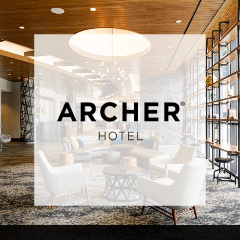 Archer Hotel, Burlington MA