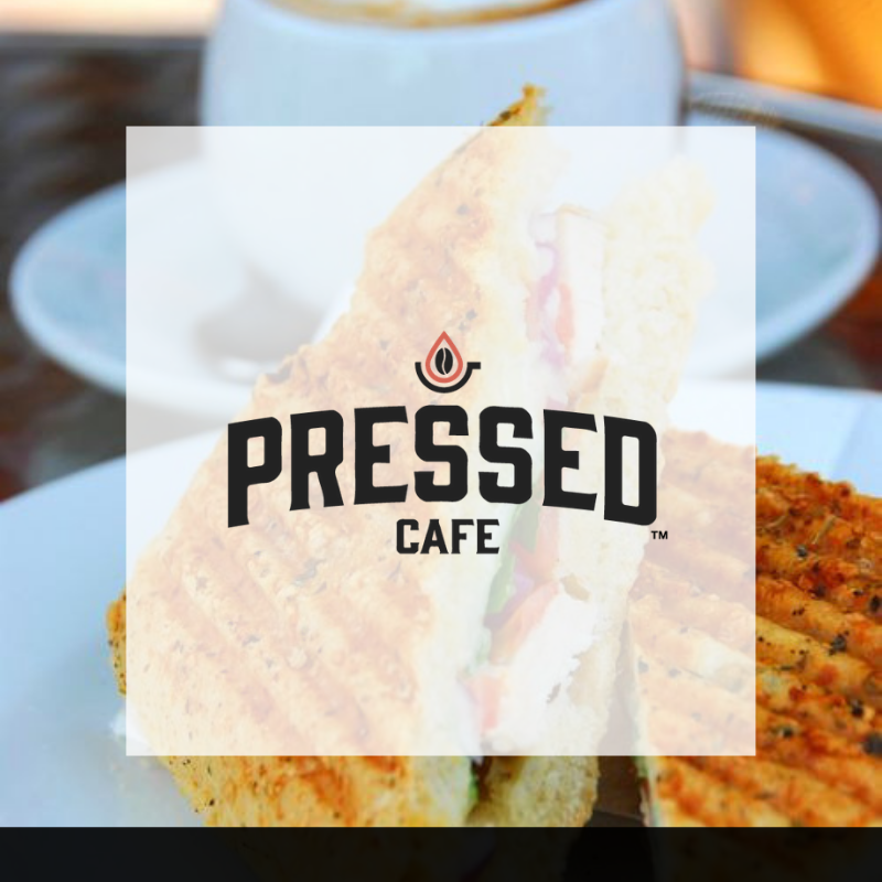 Pressed Cafe, Burlington MA