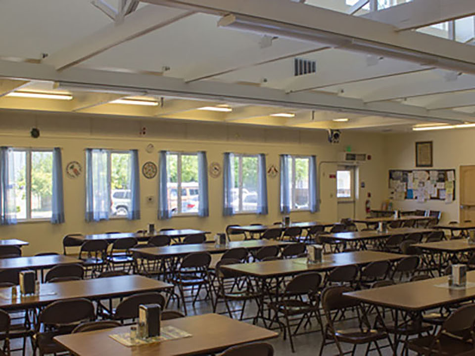 Community Dining Room -