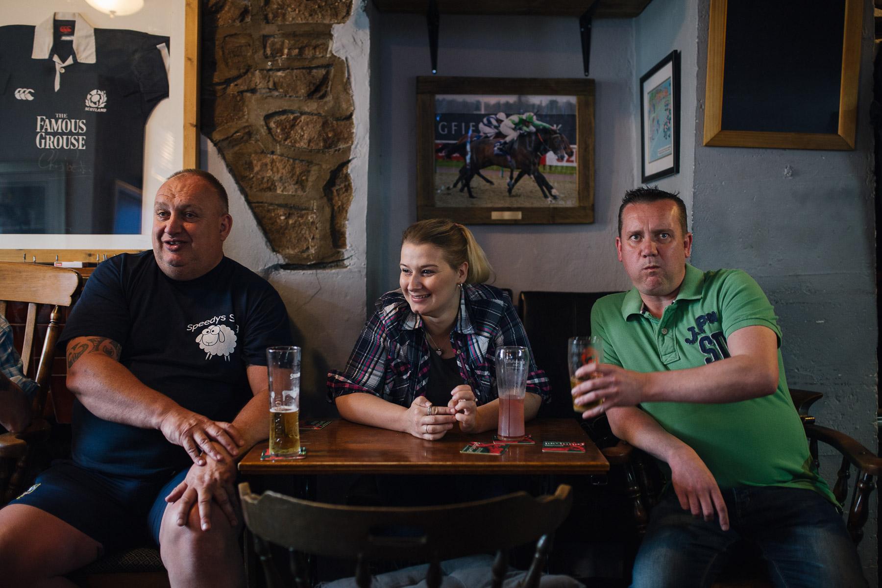 Coach and Horses pub,Blaenau Gwent.