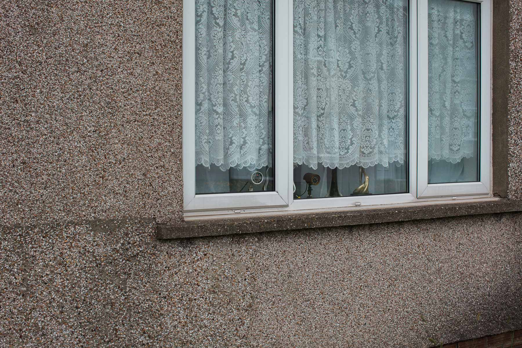 Personal Security on the Gurnos estate.