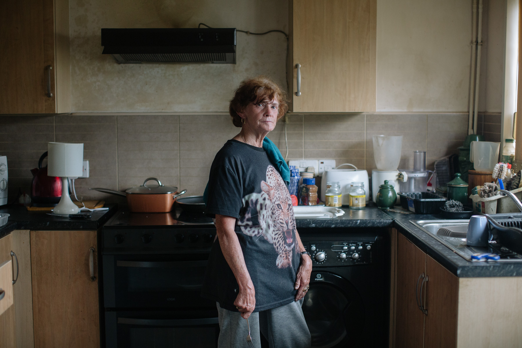 """Suzanne's Mother on politicians: """"They promise they're going to do this and do that, but when the time comes, half the stuff they promised doesn't happen."""""""