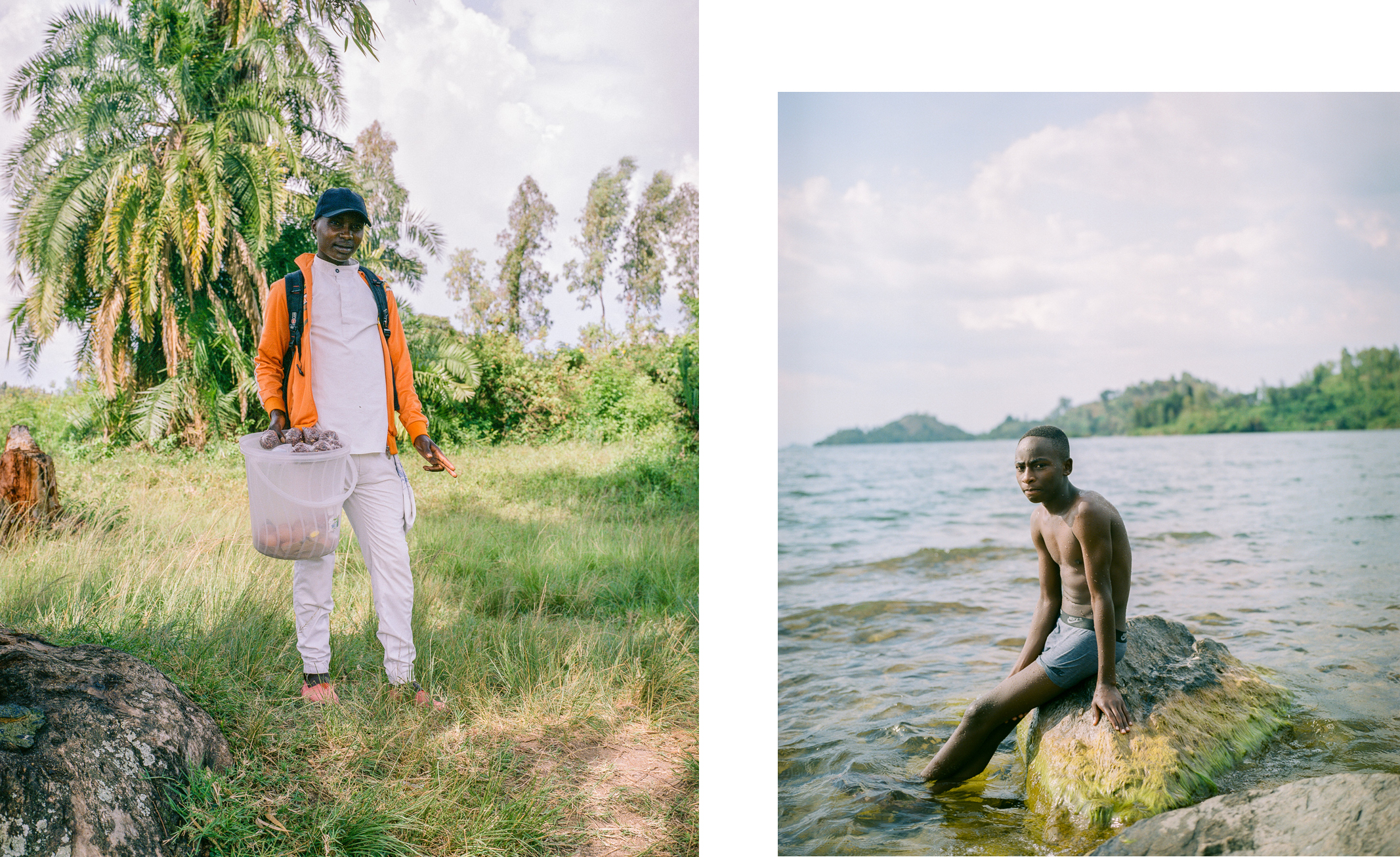 Luke Kivu, Rwanda