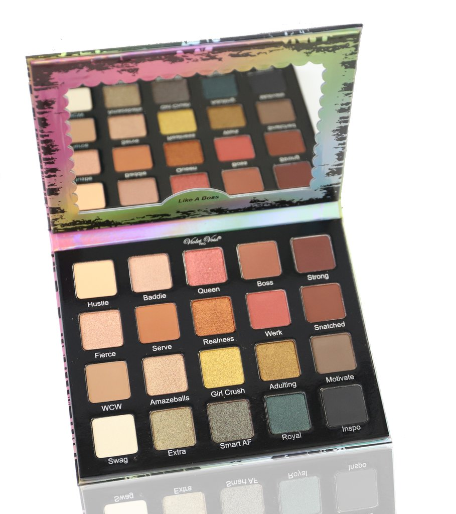Violet Voss  Like a Boss Eyeshadow Palette - $45 at  Sephora