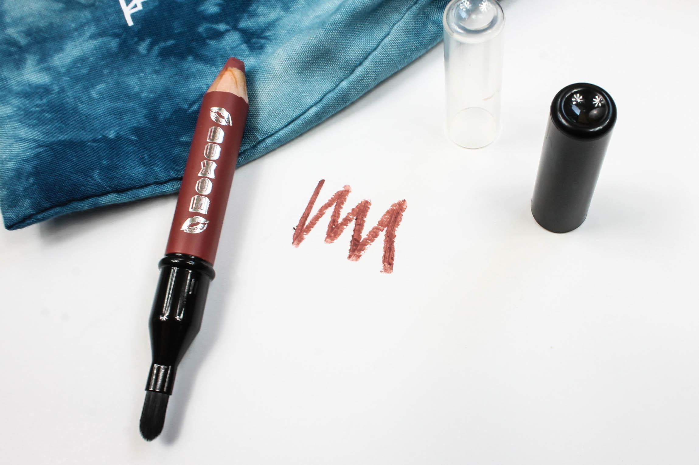 Buxom - Plumpline Lip Liner in Hush Hush ($17 for full-size at  Sephora )