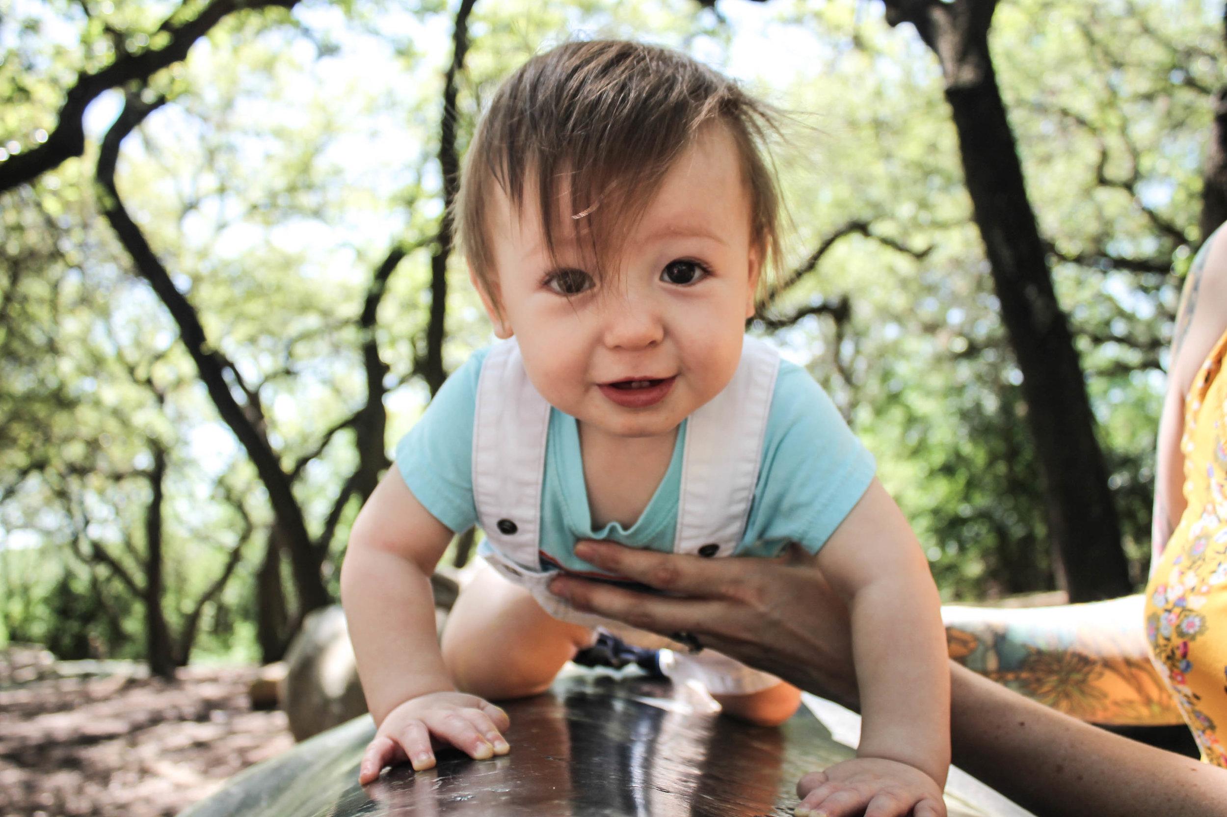 baby boy blue overalls