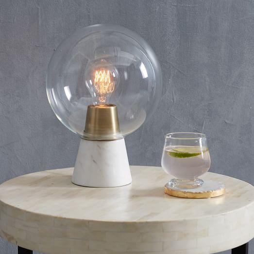 Nova Globe Table Lamp