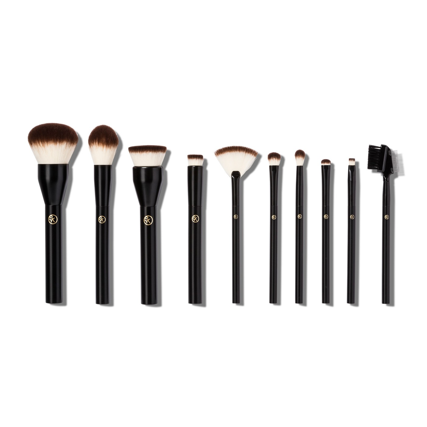 Essential Collection Makeup Brush Set