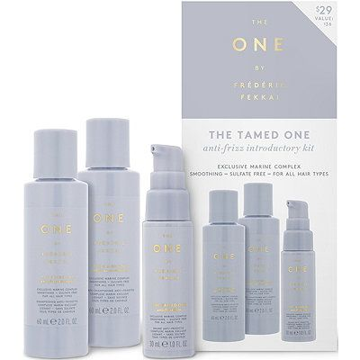The Tamed One Anti-Frizz Kit