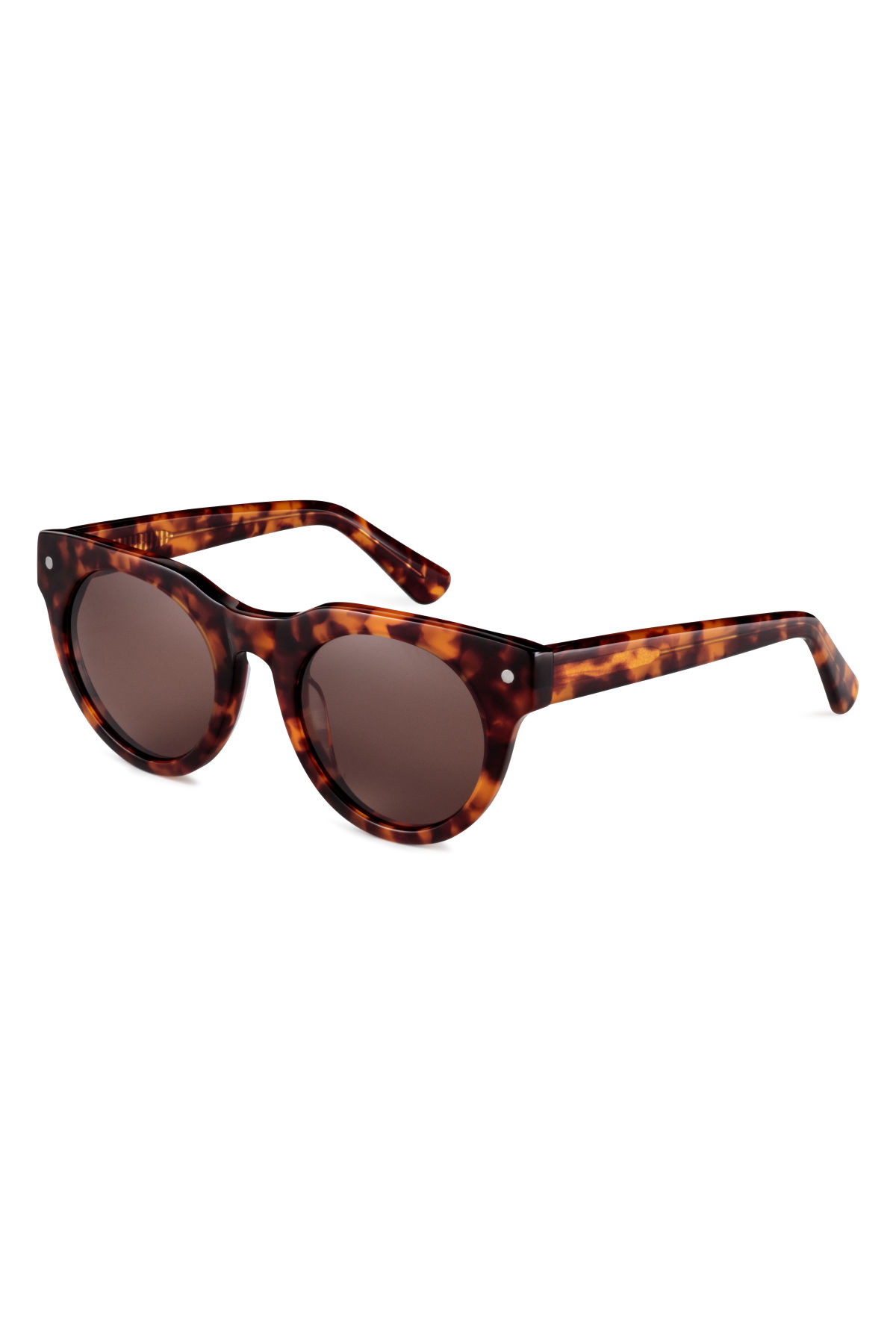 Tortoise Shell Cateye Sunglasses