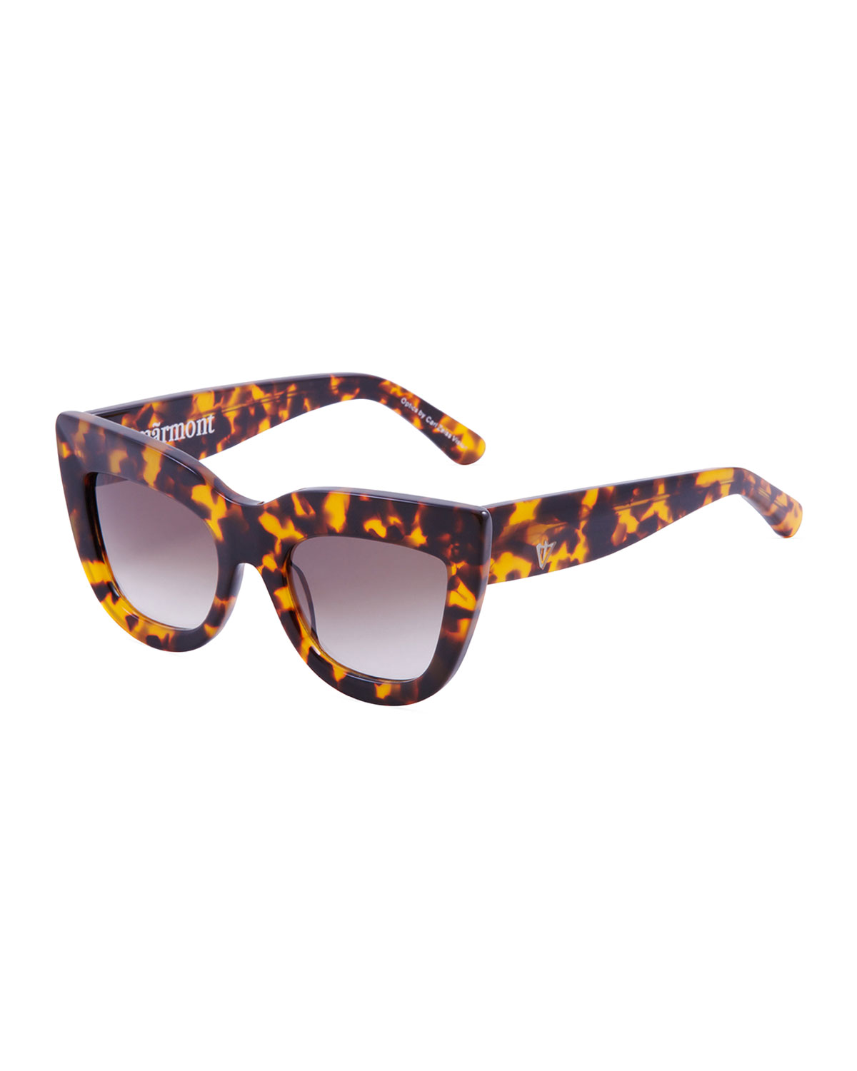 Tortoise Shell Cateye