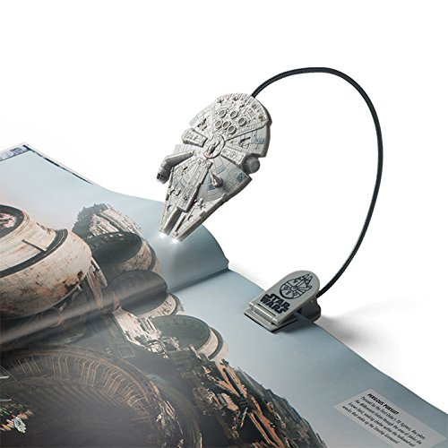Millenium Falcon Reading Light