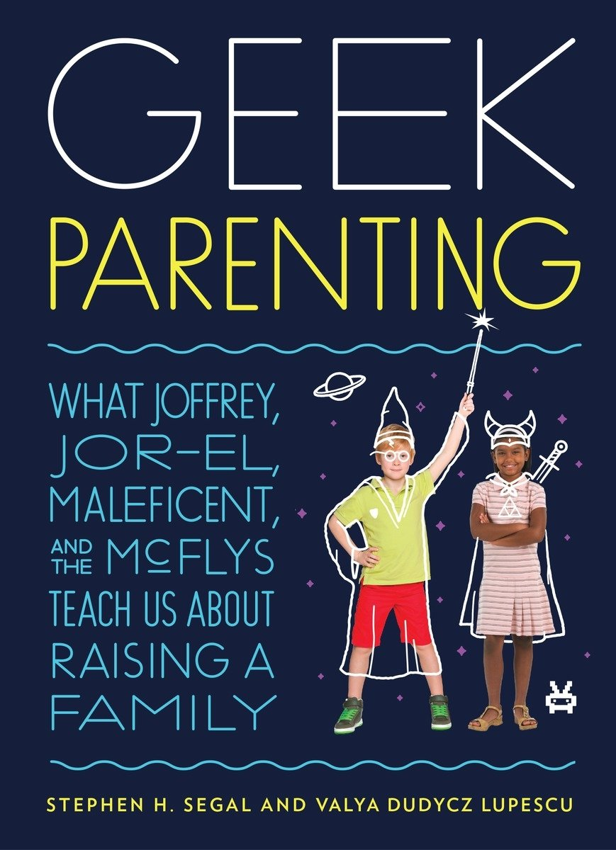 Geek Parenting Book
