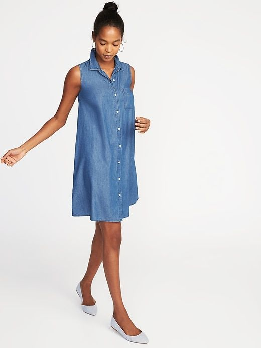 ON Chambray Shirt Dress.jpg