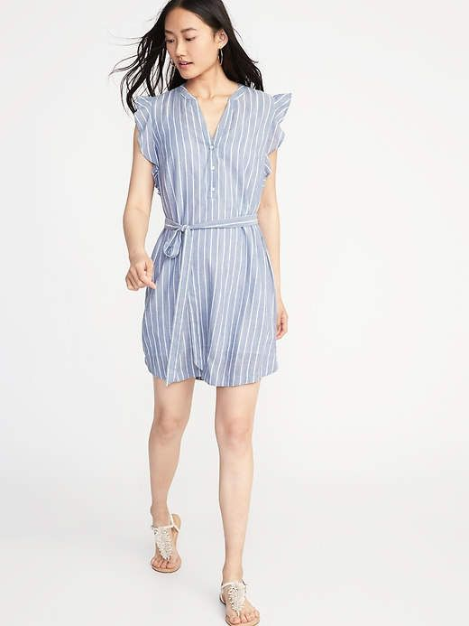 ON Blue Striped Dress.jpg