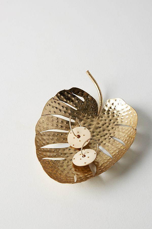 Palm Leaf Dish
