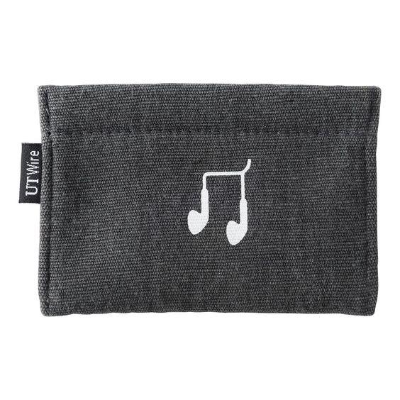 Earphone Accessory Pocket