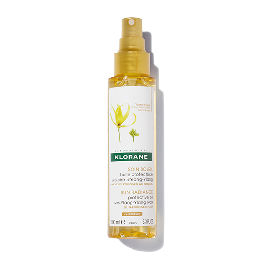 Protective Oil with Ylang-Ylang