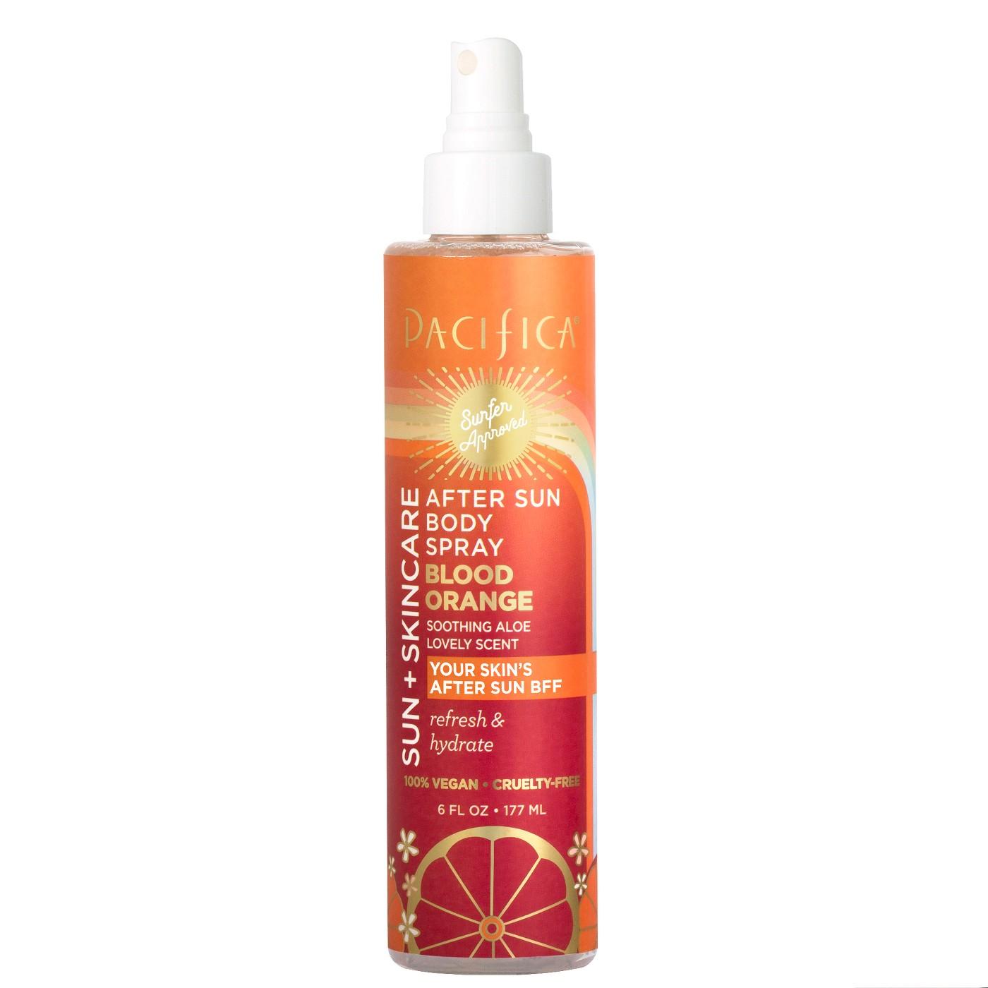 After-Sun Spray Blood Orange