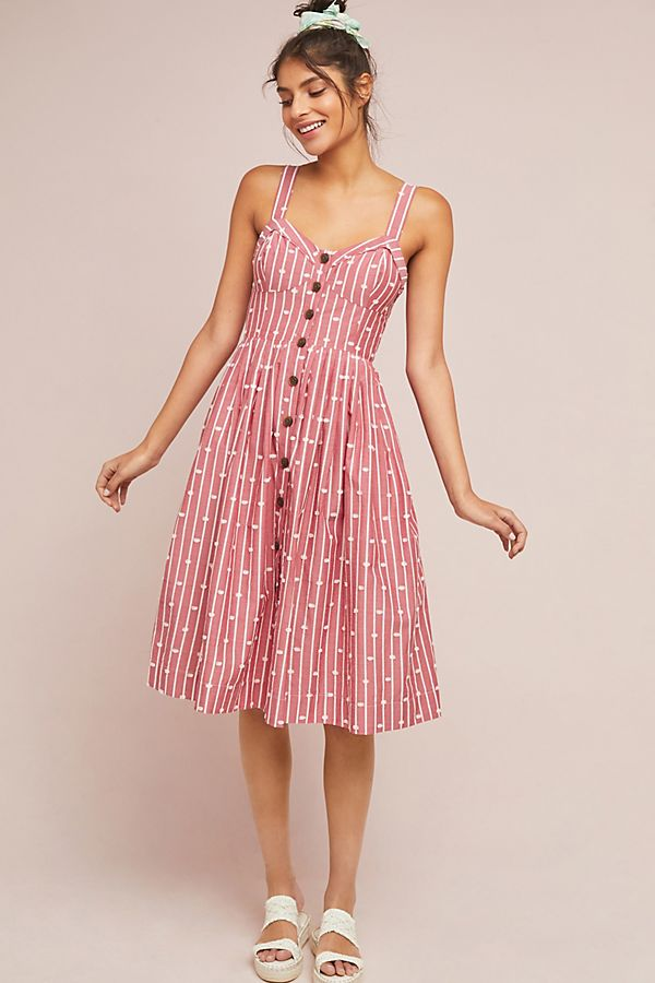 Hudson Striped Dress