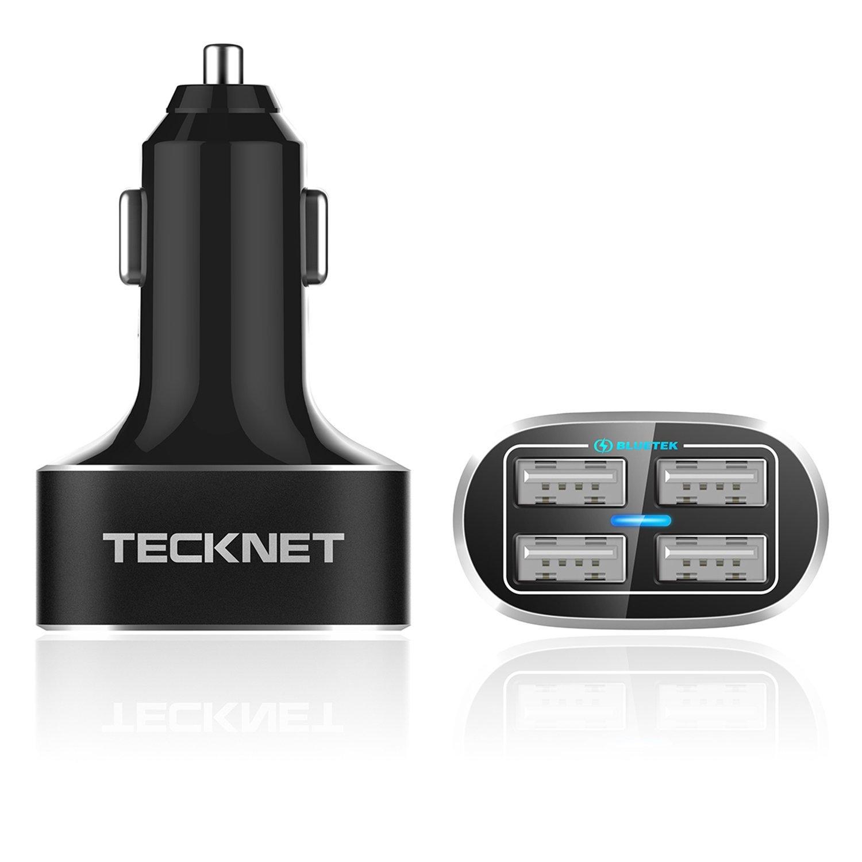 Multi-Port USB Car Charger