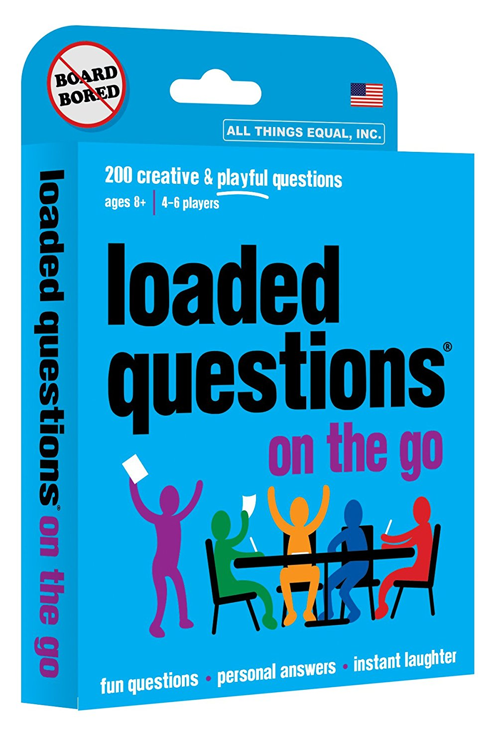 Loaded Questions Card Game