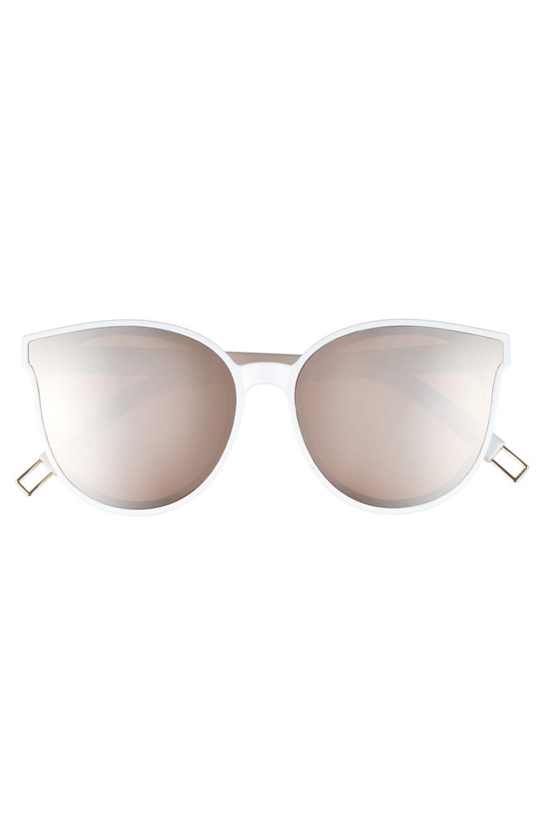 BP Metal Tip Round Sunglasses