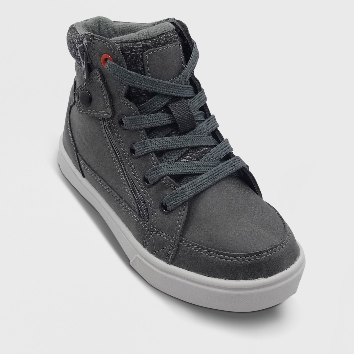 Boys' High-Top Sneakers - $25
