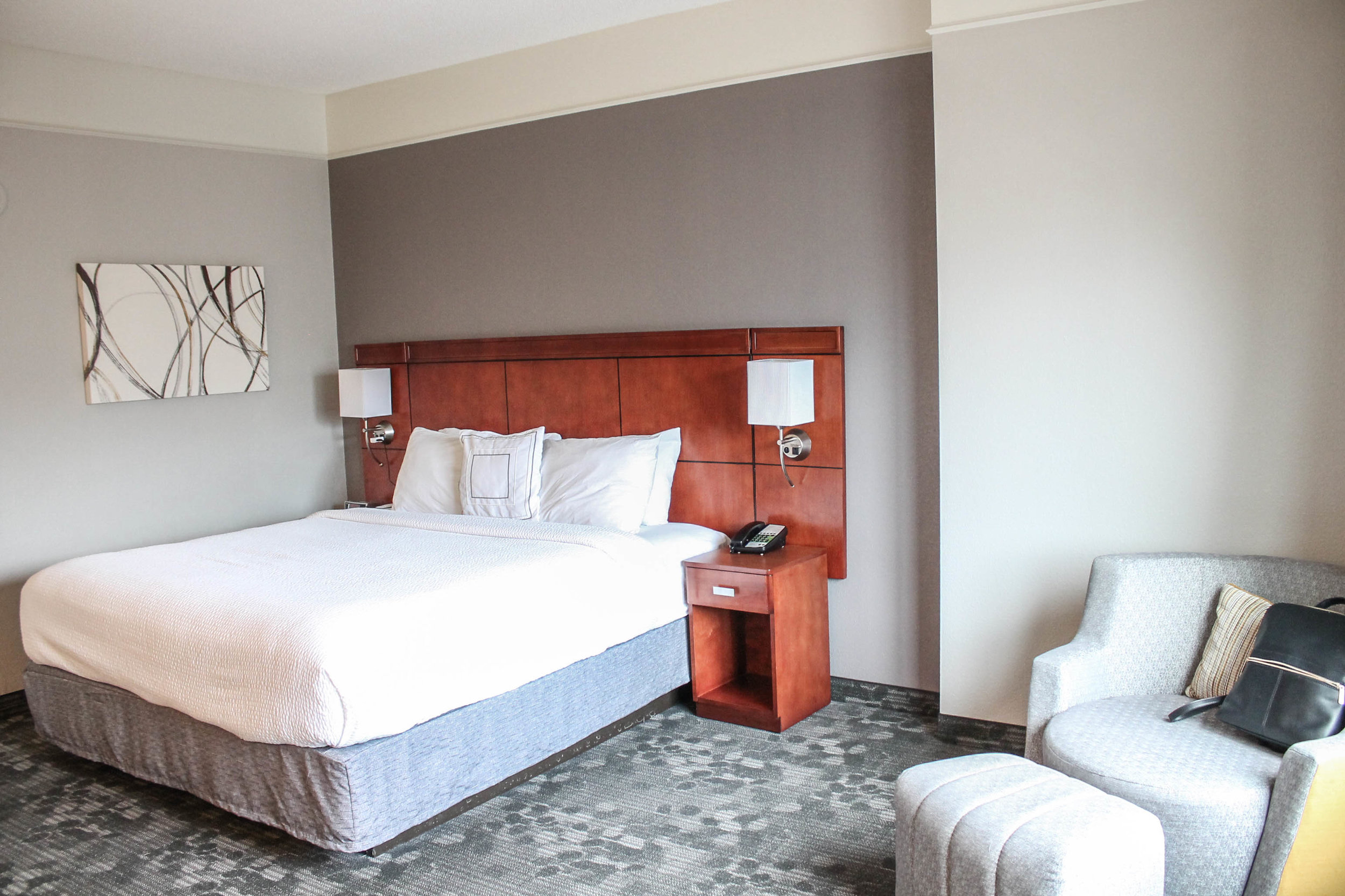 houston hotel review