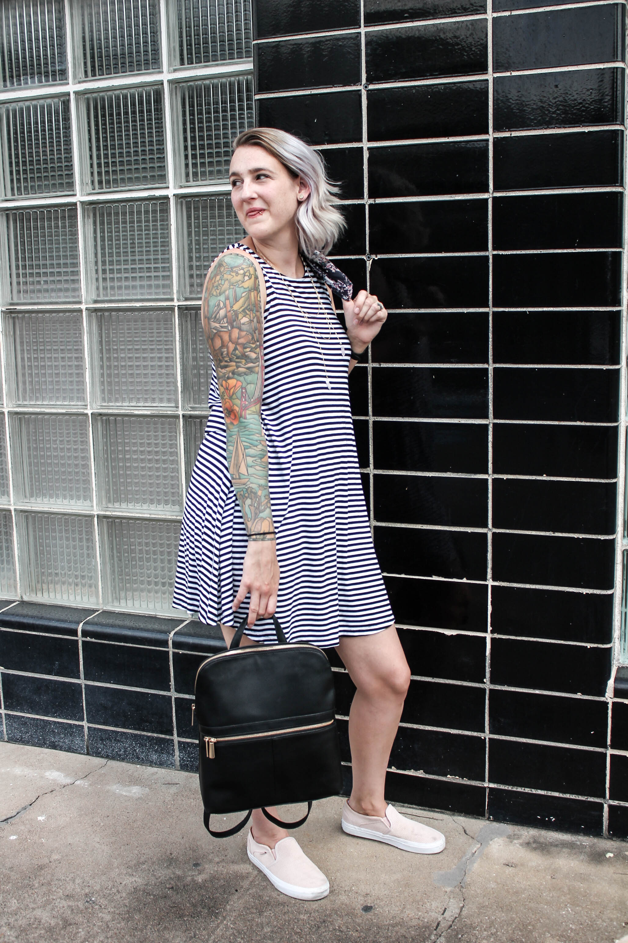 women's summer outfit