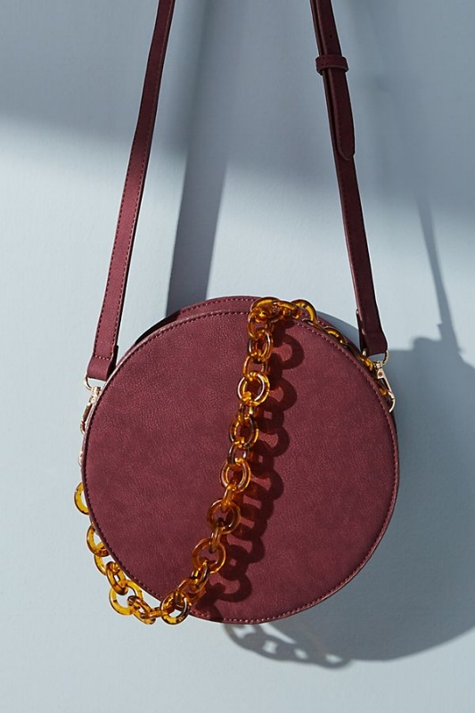 Anthropologie - Chained Circle Crossbody - $68