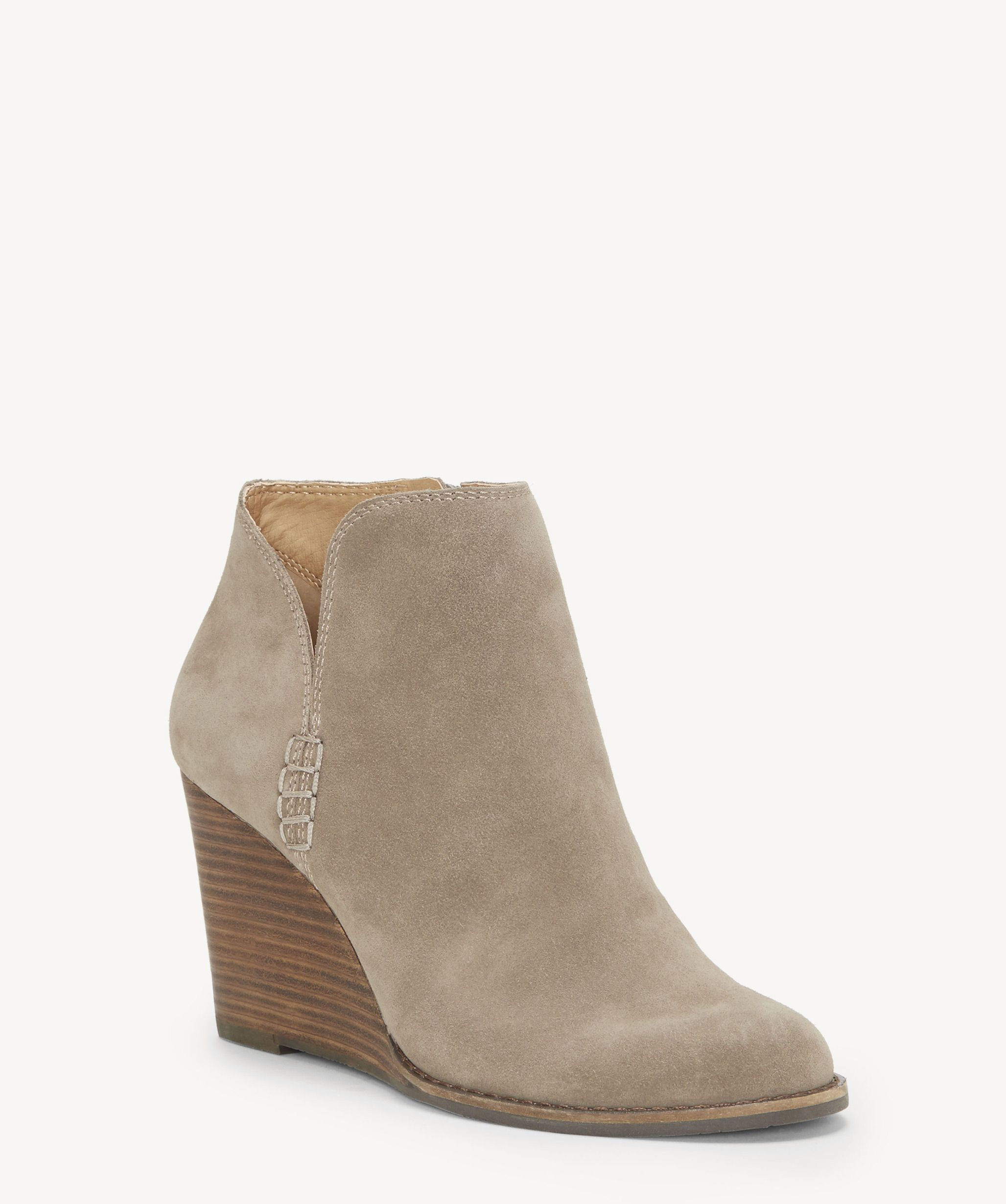 Sole Society: Lucky Brand Yimmie Wedge Bootie - $129