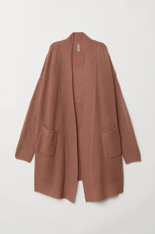 1. H&M: Knit Cardigan - $35
