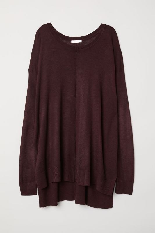 H&M: Fine-Knit Sweater - $20