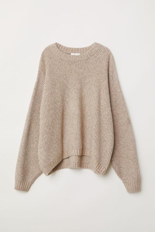 H&M: Chunky Knit Sweater - $35