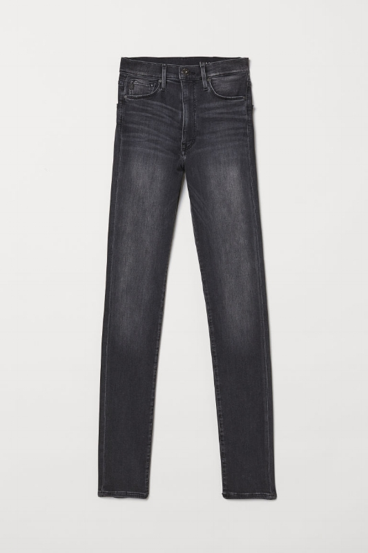 H&M: Shaping High-Waisted Jeans - $50