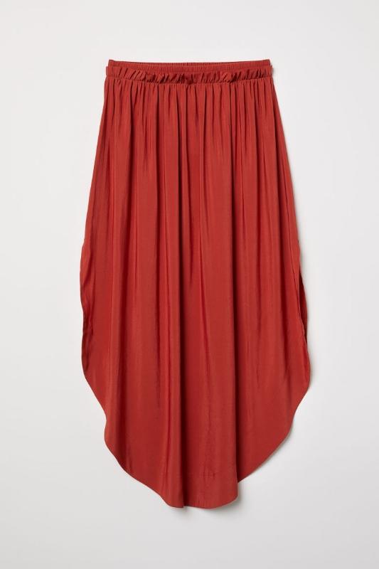 H&M: Calf-Length Skirt - $30