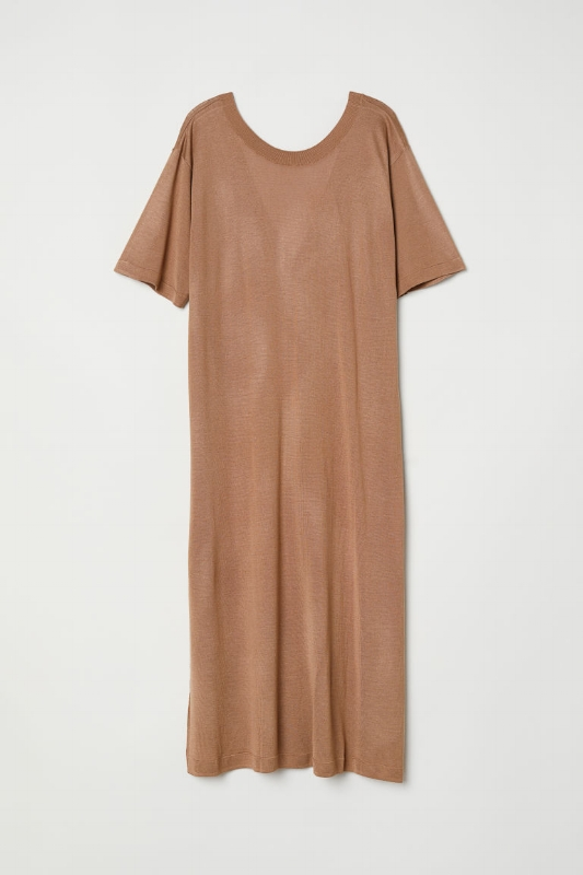 H&M: Fine-Knit Dress - $25