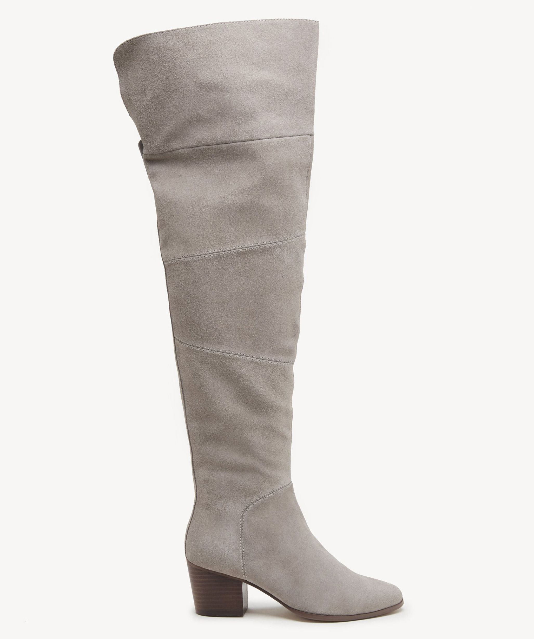 Sole Society: Melbourne OTK Boots - $150