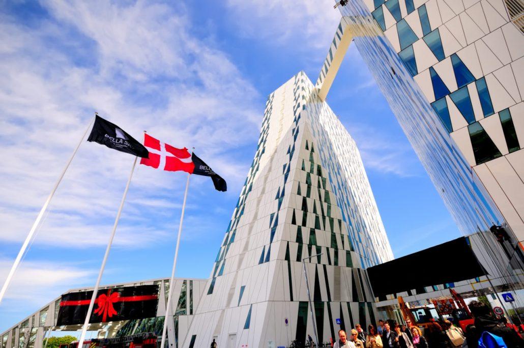 Bella Center i Köpenhamn.