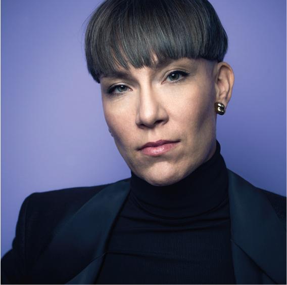 Darja Isaksson, Director General, Sweden's Innovation Agency
